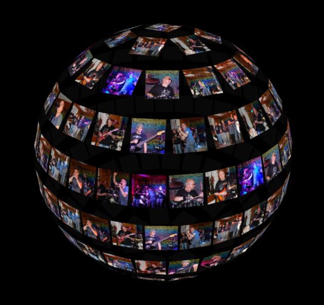 3d-sphere